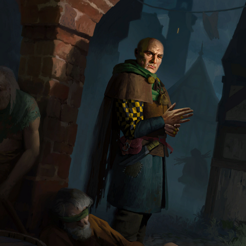 Alternative gwent card art