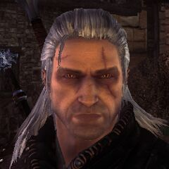 Geralt in