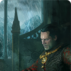 Emhyr gwent card (gold level)