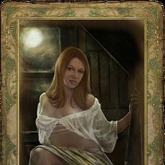 Vesna's censored romance card