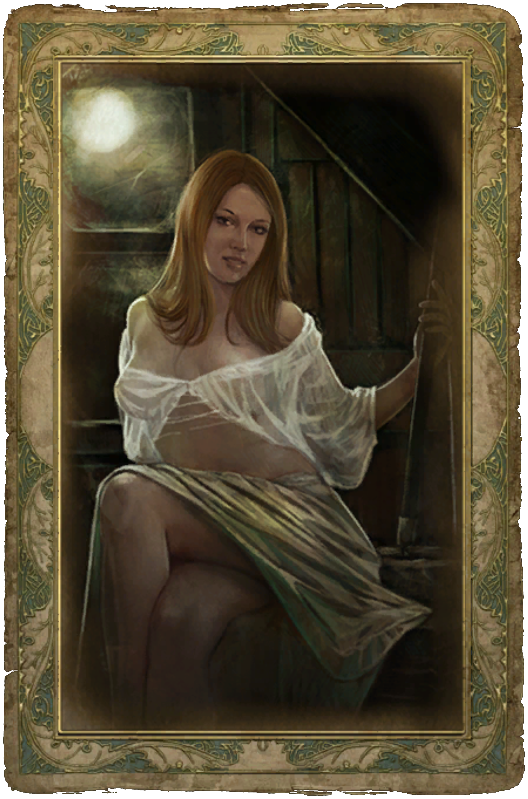 The withcer sex cards