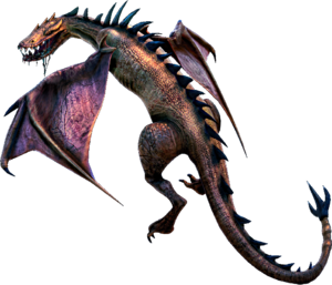 Tw1 monsterbook wyvern