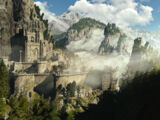 Kaer Morhen valley