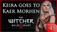 Witcher 3 Keira Metz Lives & Goes to Kaer Morhen - Story & Gameplay 45 PC