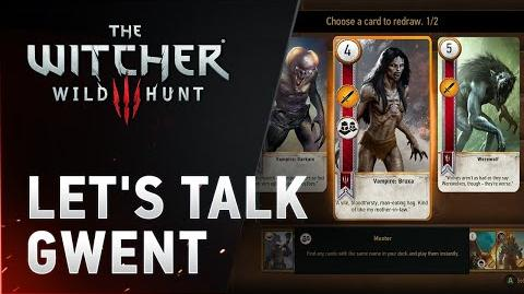 The Witcher 3- Wild Hunt - Let's Talk Gwent