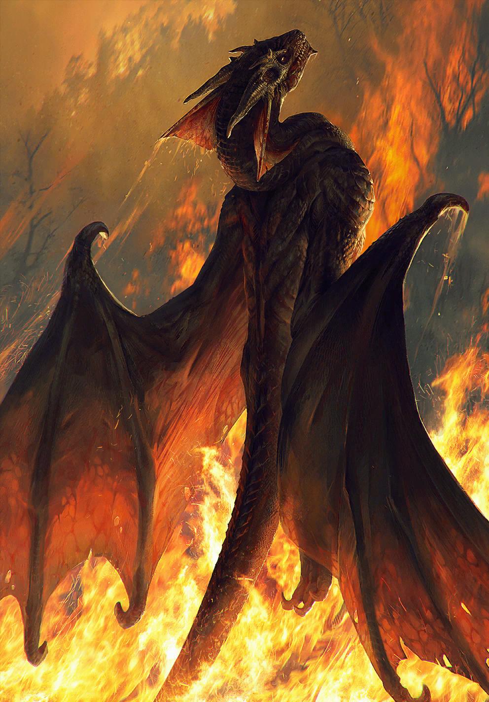 Gwent cardart neutral saesenthessis blaze