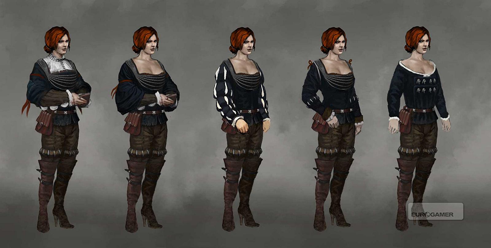 Triss concept 3 eurogamer