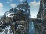 Kaer Trolde citadel