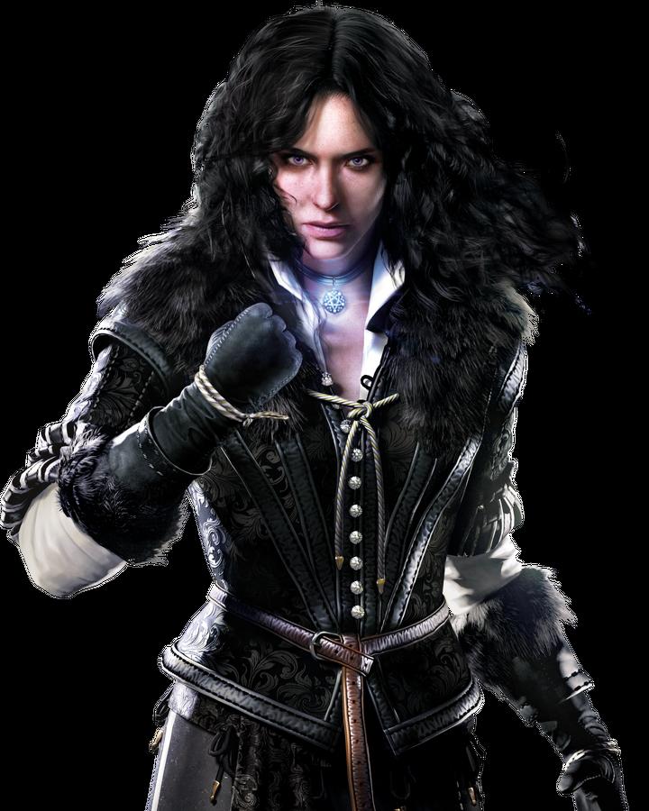 Yennefer Witcher Wiki Fandom