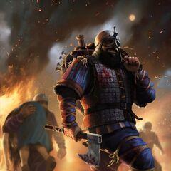 Clan Drummond Warmonger