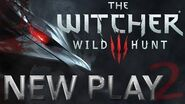 """NewPlay - The Witcher 3 Wild Hunt - RP Playthrough Ep 2 """"Picking up the Trail"""""""