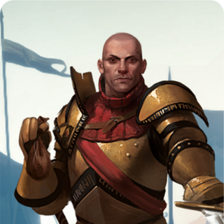 Stennis' gwent card art