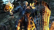 The Witcher 3 Imlerith General of the Wild Hunt Boss Fight (Hard Mode)