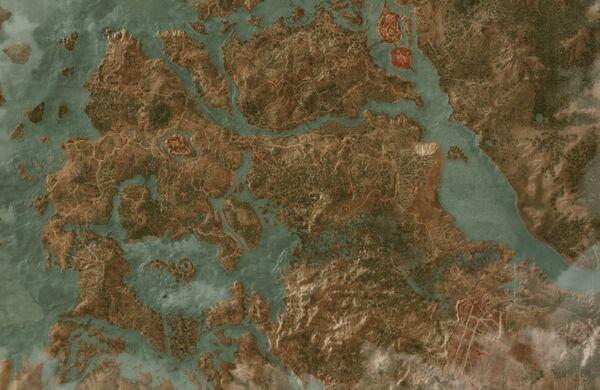 Velen map