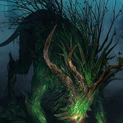 Treant fiend