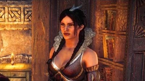 Hunting Magic (The Witcher 2) Full HD