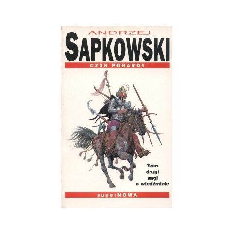 Cover of the first Polish edition