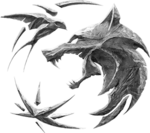 Netflix witcher logo