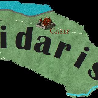 Передбачувана карта Цидаріса