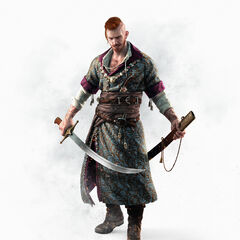 Render of Olgierd