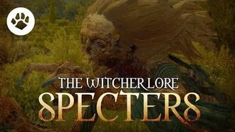 What are Specters? The Witcher 3 Lore - Specters