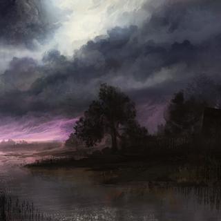 Acque Oscure di notte - concept art