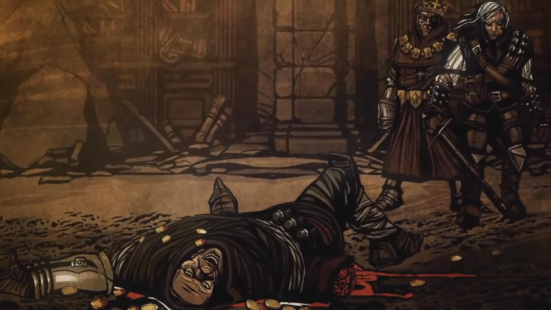 Mysterious assassin dead