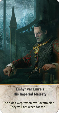 File:Tw3 gwent card face Emhyr var Emreis His Imperial Majesty.png
