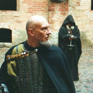 Andrzej Słabiak jako Ostrit