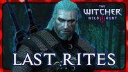 Witcher 3 Last Rites