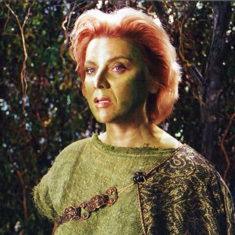 Dorota Kamińska jako Eithné