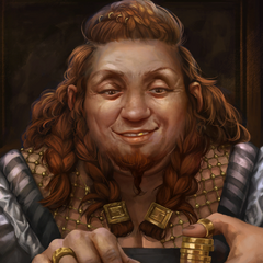 Female dwarf