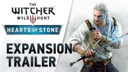 The Witcher 3 Wild Hunt - Hearts of Stone (launch trailer)