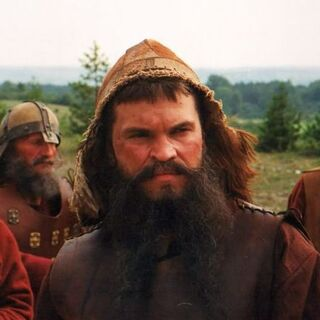 Yarpen Zigrin (played by Jarosław Boberek) in <i>The Hexer</i> TV series.