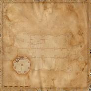 Map Kaer Morhen-Triss'in Odası