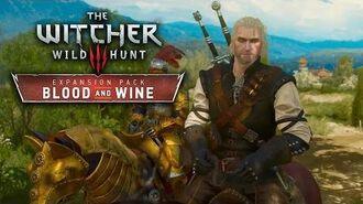 The Witcher 3 Blood and Wine DLC Launch Trailer