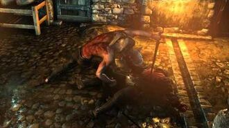The Witcher 2 Pre-Order Trailer