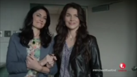 Joanna and Wendy visiting Maura