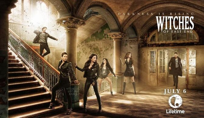 Witches of East End Wiki | FAN...
