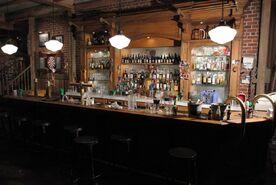 Bent Elbow Bar Area