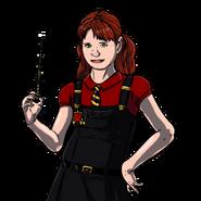 Winifred scott by comingfullcirce-d4qrg15