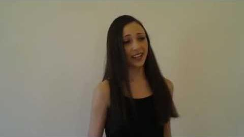 Princess Lucinda Audition- Rebecca Kurnellas