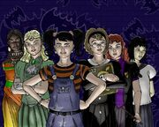 Owg the original witch girls by comingfullcirce-d4hymdk