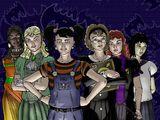 Original Witch Girls