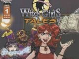 Witch Girls Tales volume 1