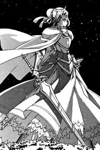 King Mordred