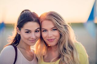 Bianca and Kira 2