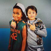 Andrew & Jailen