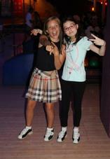 Julia & Meg 2
