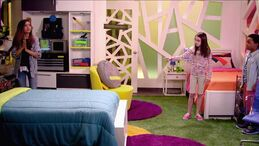 Jessie & Ben realizing Wonki Andi isn't real